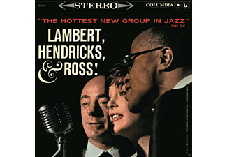 Lambert, Hendricks & Ross - The Hottest New Group In Jazz - (CD)