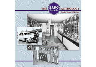 VARIOUS - The Sarg Records Anthology   4 - (CD)