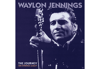 Waylon Jennings - The Journey: Six Strings Away - (CD)