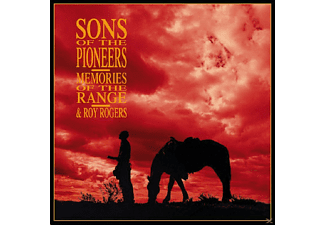 Sons Of The Pioneers - Vol.2, Memories Of The Range 4 - (CD)