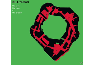 Deleyaman - The Lover,The Stars & The Cit - (CD)