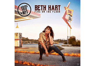 Beth Hart - Fire On The Floor (Ltd.Coloured 180g LP+MP3) - (LP + Download)