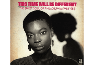 VARIOUS - This Time Will Be Different (Sweet Soul Of Philly) - (CD)