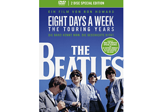 The Beatles - Eight Days a Week (Digipak) - (DVD)