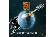 Kick Axe - Rock The World (Lim.Collectors Edition) [CD]