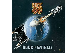 Kick Axe - Rock The World (Lim.Collectors Edition) - (CD)