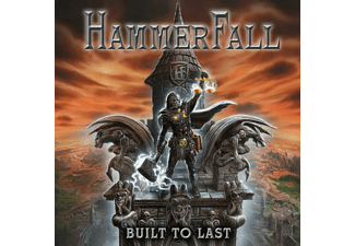 Hammerfall - Built To Last CD + DVD