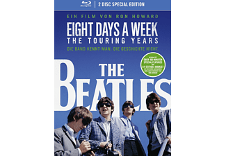 The Beatles - Eight Days a Week (Digipak) - (Blu-ray)