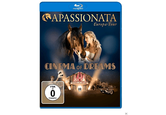 Apassionata-Magische Begegnungen Cinema Of Dreams-Europa Tour (Deluxe Edition) - (Blu-ray)
