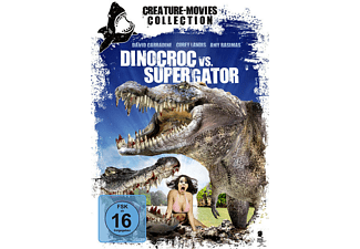 Dinocroc vs. Supergator - (DVD)