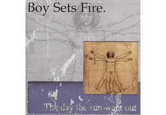 Boy Sets Fire - The Day The Sun Went Out - (CD)