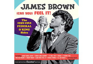 James Brown - (Can You) Feel It: The 1959-1962 Federal & King Sides (CD)