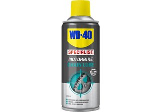 WD-40 Specialist MOTORBIKE CHAIN LUBE - lánckenő spray 400 ml