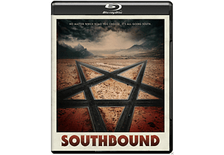 Southbound - Highway To Hell (Mediabook) - (Blu-ray + DVD)