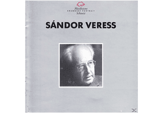 VARIOUS - Sándor Veress - (CD)
