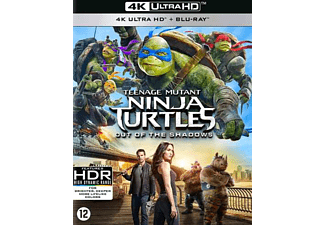 Teenage Mutant Ninja Turtles 2 - Out of the Shadows 4K