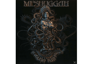 Meshuggah - The Violent Sleep Of Reason - (CD)