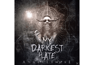 My Darkest Hate - Anger Temple - (CD)