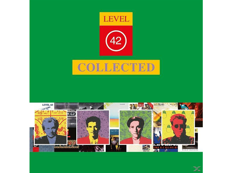 Level 42 - Collected [Vinyl]