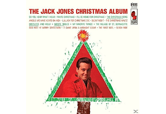 Jack Jones - Jack Jones Christmas Album - (CD)