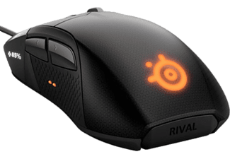STEELSERIES Rival 700 Optik Gaming Mouse Siyah