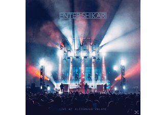 Enter Shikari - Live At Alexandra Palace (2LP+MP3,farbig) - (LP + Download)