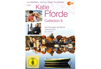 Katie Fforde: Collection 8 - (DVD)