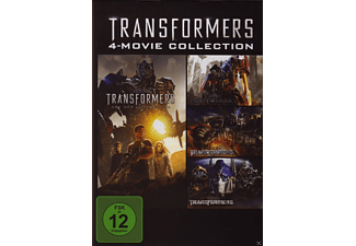 Transformers 1-4 Collection - (DVD)