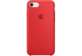 APPLE iPhone 7 Silicone (Product)Red - (MMQV2ZM/A)