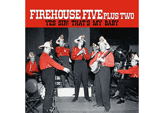 Firehouse Five Plus Two - Yes Sir! That's My Baby - (Vinyl)