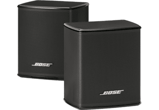 BOSE Enceintes surround sans fil Virtually Invisible 300 Noir (768973-2110)