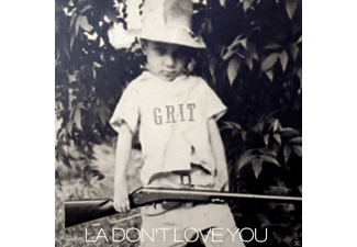 The Grit - LA DON'T LOVE YOU - (Vinyl)