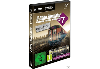 Best of U-Bahn Simulator Vol. 4: New York - Line 7 von Queens nach Manhattan - PC