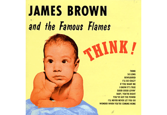 James Brown - Think! (Vinyl LP (nagylemez))