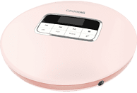 GRUNDIG CDP 6600 Tragbarer CD Player Pink