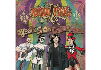 Voodoo Vegas - Freak Show Candy Floss - (CD)