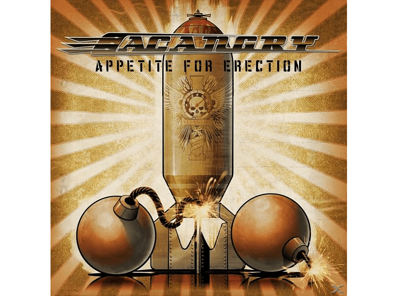 Ac Angry - Appetite For Erection [CD]