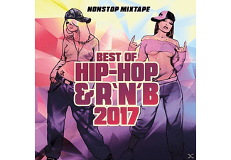 VARIOUS - Best Of Hip Hop And R'N'B - (CD)