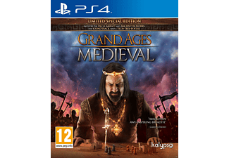 Grand Ages : Medieval - Limited Special Edition PS4