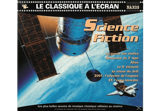 VARIOUS - Classique al'Ecran: Science Fiction - (CD)