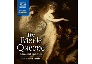 The Faerie Queene - 26 CD - Hörbuch