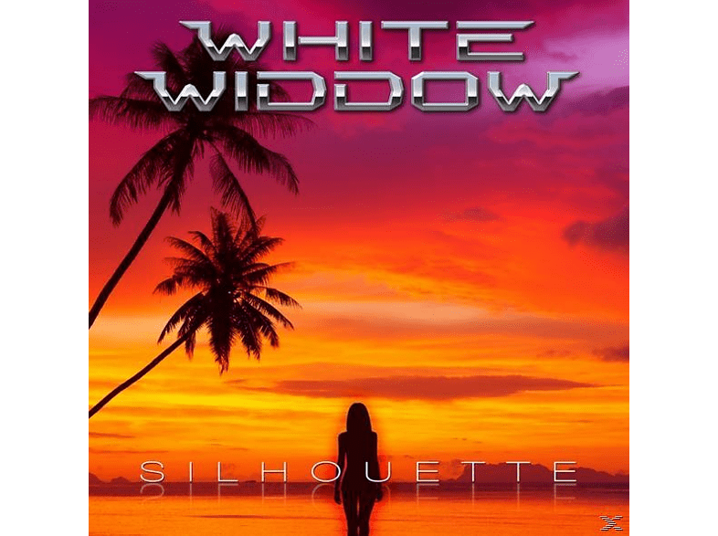 White Widdow - Silhouette [CD]