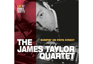 James Quartet Taylor - BUMPIN ON FRITH STREET - (LP + Download)