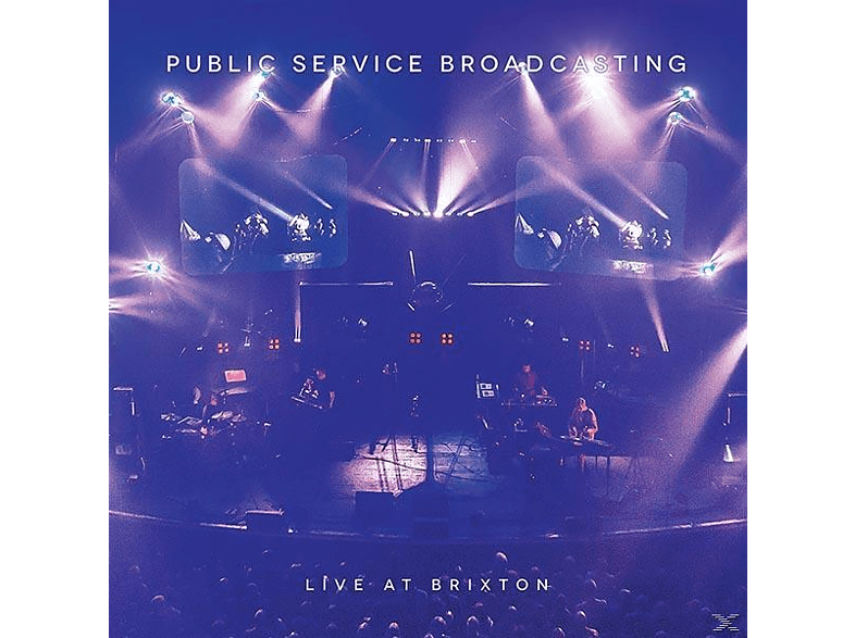 Public Service Broadcasting - Live At Brixton [CD + DVD Video]