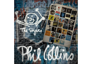Phil Collins - The Singles (CD)