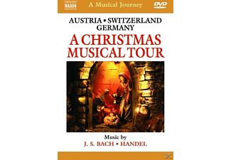 Christmas Musical Tour - (DVD)