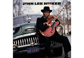 John Lee Hooker - Mr. Lucky - (CD)