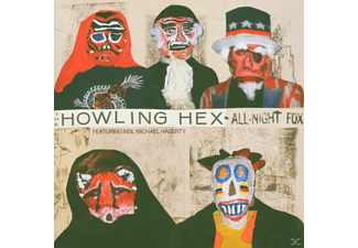 The Howling Hex - All-Night Fox - (CD)