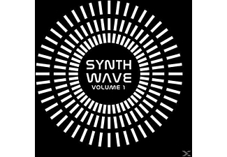 VARIOUS - Synth Wave 1 - (Vinyl)
