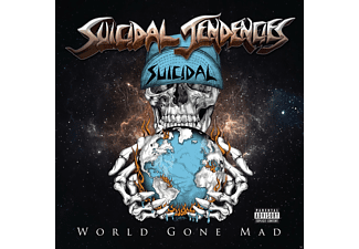 Suicidal Tendencies - World Gone Mad (Gtf./2LP/Blue Vinyl) - (LP + Download)